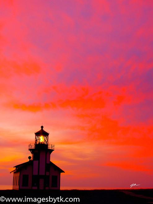 Point Cabrillo Lighthouse- California Fine Art Photograhy for Sale