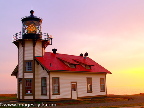 0733 Point Cabrillo Lighthouse- California