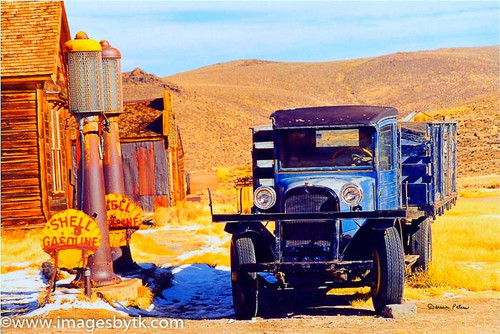 Times Past - Bodie  California Fine Art Photograhy for Sale