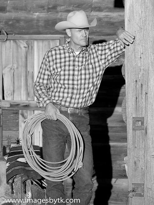 Ranch Boss - Arizona Fine Art Photograhy for Sale