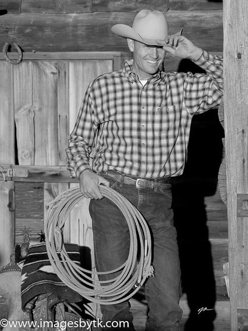 Ranch Boss II - Arizona Fine Art Photograhy for Sale