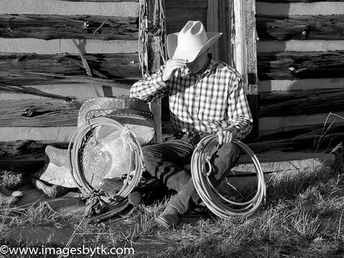 Cowboy - Arizona Fine Art Photograhy for Sale