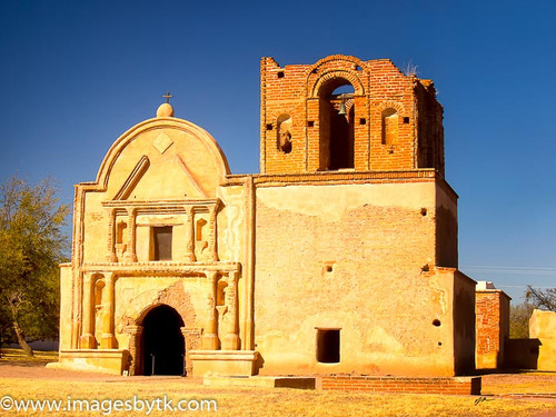 Mission Tumacacori  Arizona Fine Art Photograhy for Sale