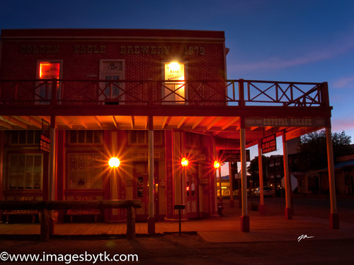 Virgil Earp's Office - Tombstone  Arizona Fine Art Photograhy for Sale