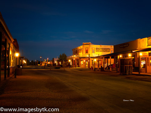 A Night At Tombstone  Arizona Fine Art Photograhy for Sale