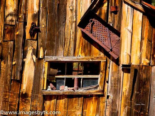 Old Barn - Gold King Mine Ghost Town  Arizona Fine Art Photograhy for Sale
