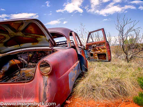 Old Is Beautiful - Cuervo Ghost Town  New Mexico Fine Art Photograhy for Sale
