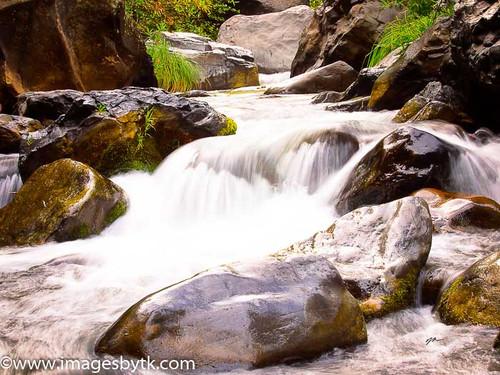 Oak Creek Waterfall - Sedona - Arizona Fine Art Photograhy for Sale