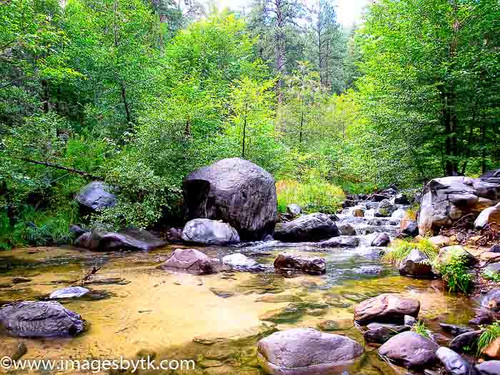 Oak Creek Tranquility - Sedona - Arizona