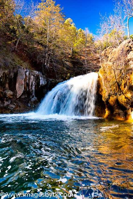 Fossil Creek Falls - Arizona