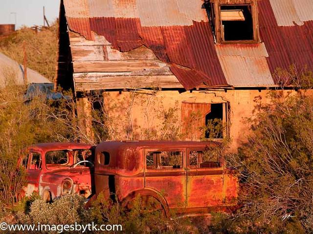 Vulture Mine - Wickenburg  Arizona 2 Fine Art Photograhy for Sale