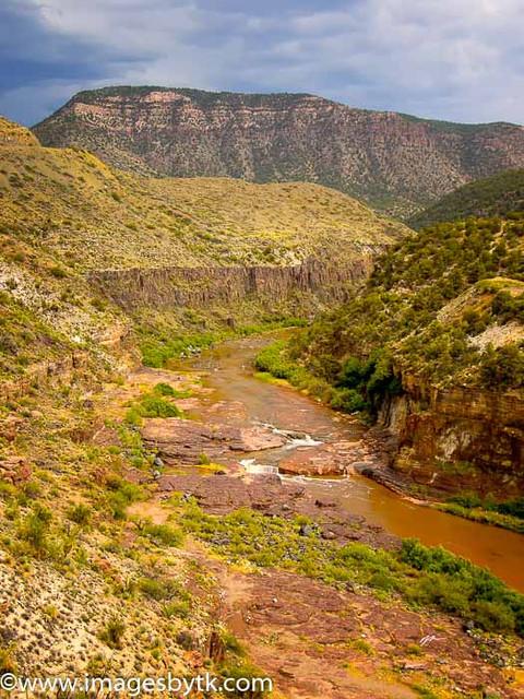 Salt River Crossing  Arizona