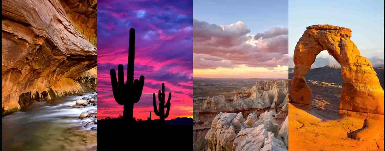 Southwest Scenery Photographs