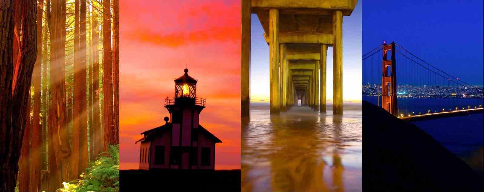 California Coastline Photographs