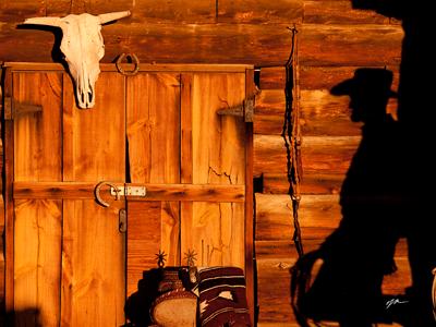 Cowboy Shadow - Arizona