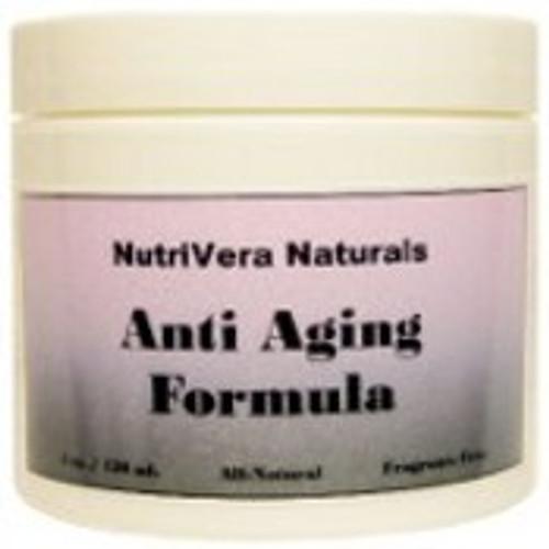 Naturally Radiant Anti Aging Formula 4 oz