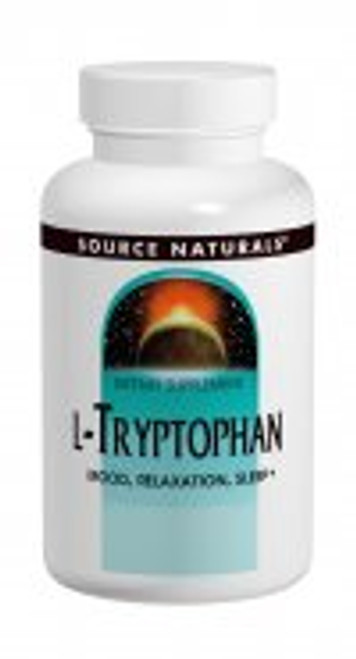 500 mg - 90 Capsules L-Tryptophan is an amino acid that is used to promote relaxation, and is taken before sleep or prior to or during anxiety provoking situations. L-Tryptophan can also be used to help prevent carbohydrate cravings.