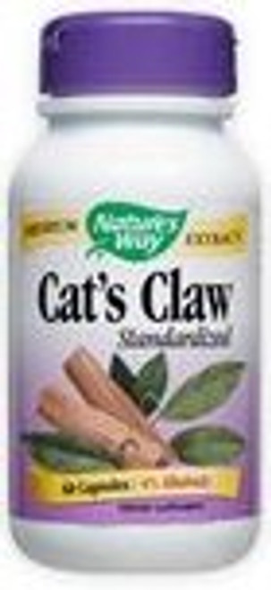 Standardized extract for greater potency.Cat's Claw has been used by the Ashanica Indians in Peru for thousands of years to help with immune and digestive disorders.