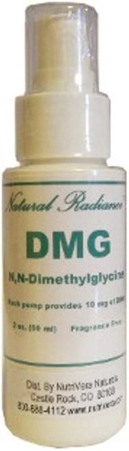 Naturally Radiant DMG 2 oz.