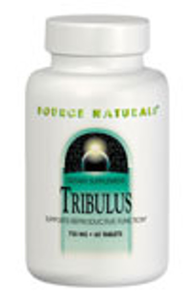 Source Naturals Tribulus Extract 750 mg - 60 Tablets