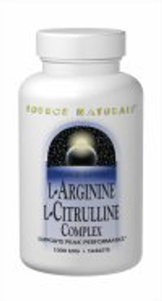 120 Tablets - 60 Day Supply L-Arginine and L-Citrulline are two amino acids bundled into a single powerful supplement. Increases nitric oxide production Help maintain blood vessel tone Supports Peak Performance