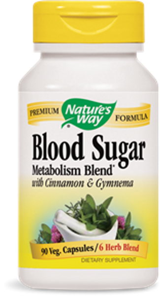 The top selling glucose metabolism formula.  Potent formula helps manage blood sugar.