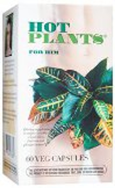 Enzymatic Therapy Hot Plants® For Him 60 Veggie Capsules