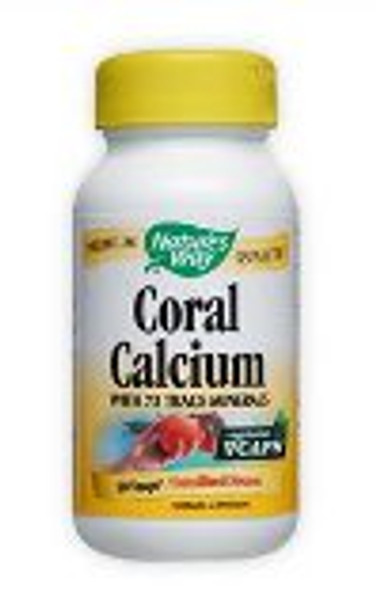 Nature's Way Coral Calcium 180 Capsules