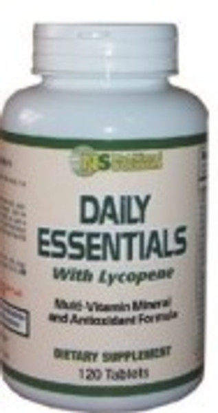 Nutritional Solutions Daily Essentials 180 Capsules