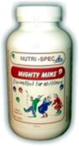 NutriSpec Mighty Mins MultiVitamin 60 Day Supply - 240 Chewable Wafers