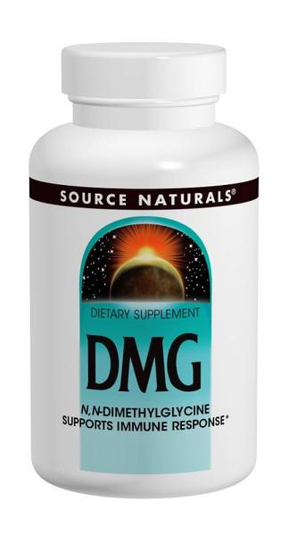 Source Naturals DMG 100 mg - 60 Tablets
