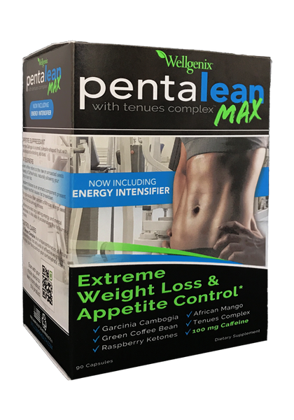 PentaLeanMax - New & Improved - Powerful, effective weight loss and appetite control formula -  With added caffeine