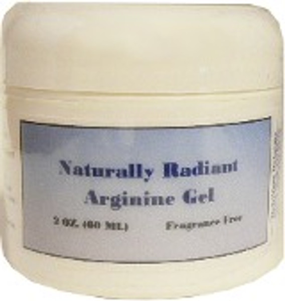 Natural Radiance Arginine Gel 4 oz (60 ml)