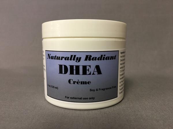 Natural Radiance DHEA Creme 4 oz
