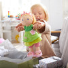 """Soft 12"""" Doll Mali with Blonde Hair view5"""