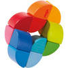 Rainbow Ring Wooden Baby Fidget Toy view4