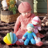 """Snug Up Doll Luis 8"""" First Doll view6"""