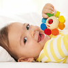 Whirlygig Wooden Rattle & Clutching Toy