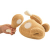HABA Biofino Grilled Chicken - Soft Pretend Play Food with Detachable Drumsticks and Wings