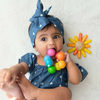 Magica Wooden Rattle & Clutching Toy