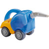 HABA Sand Play Tanker Truck and Funnel for Transporting Water at the Beach, Pool or Sandbox