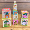 On the Farm Cardboard Stacking & Nesting Cubes view6