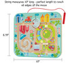 Town Maze Magnetic Puzzle Game view4