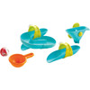Bathtub Ball Track Set - Bathing Bliss Water Course