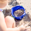 Spielstabil Small Sand Pail - 1.5 Liter - Sold Individually - Colors Vary view6