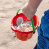 Spielstabil Small Sand Pail - 1.5 Liter - Sold Individually - Colors Vary view9