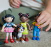 Little Friends Naomi African American Girl Doll view5
