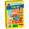 HABA My Very First Games Tidy Up! - A Cooperative Organizing Game for Ages 2+ (Made in Germany)