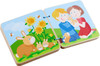 Animal Friends Wooden Baby Book view3