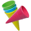Single Ice Cream Cone (one per order - Colors vary) view3